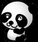 Kleine PandaBeer